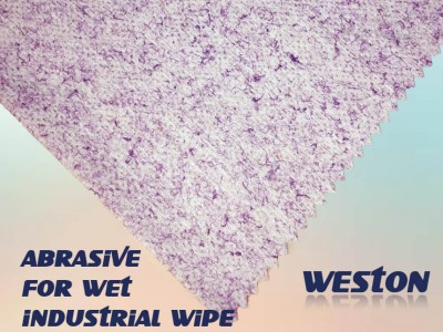 Abrasive Hand Cleaning Spunlace Cloths